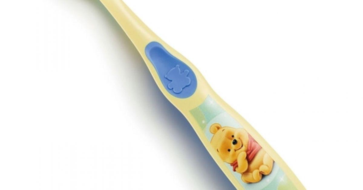 Картинка детская зубная щетка